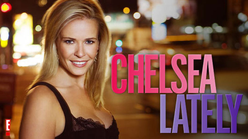 Chelsea Lately Logo